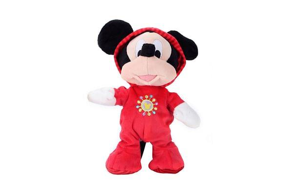 "Disney Mickey Cheeky In Rompersuit Plush 10"""