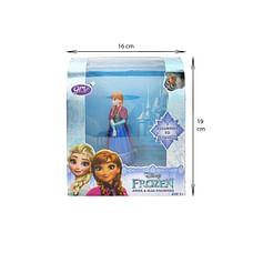 Disney Frozen Anna Figurine, Multi Color