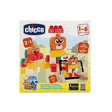 Chicco Cat Dog Building Blocks