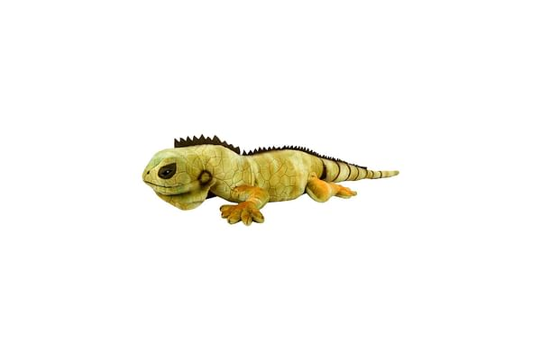 Hamleys Iguana Iggy Animal Plush Soft Toy For Kids, Girls And Boys