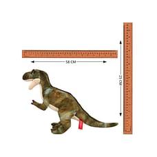 Hamleys Tyrannosaurus Rex, T-Rex, Dinosaur Plush Soft Toy For Kids, Girls And Boys