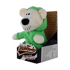 Woody O' Time Dj Bear - Green