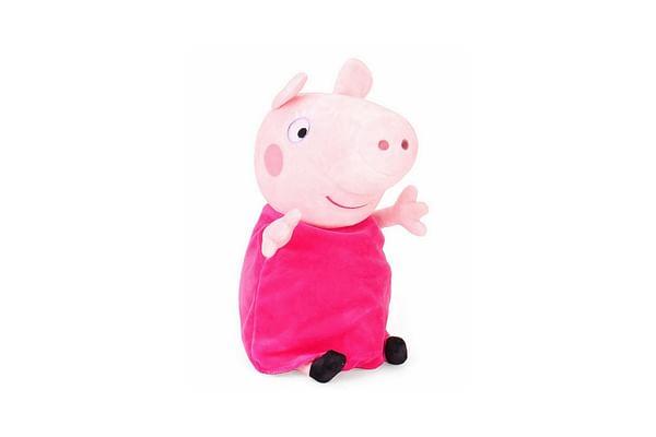 Peppa Granny Pig Plush, Multi Color (30Cm)
