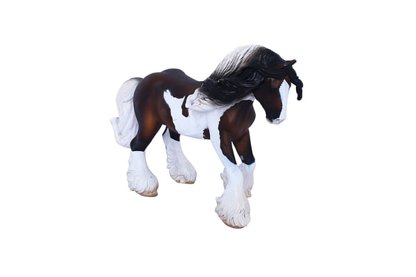 Collecta  Tinker Stallion Piebald