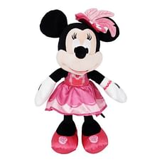 """Disney Minnie In Tea Time Dress Plush 10"""""""
