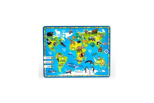 Comdaq Kids' Pad My First Atlas