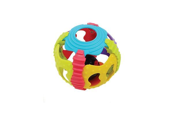 Playgro Shake Rattle & Roll Ball
