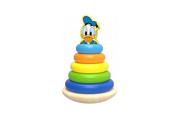 Disney Wooden Stacker 7Pcs Donald