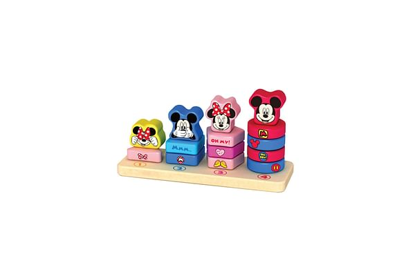 Disney Wooden Counting Stacker