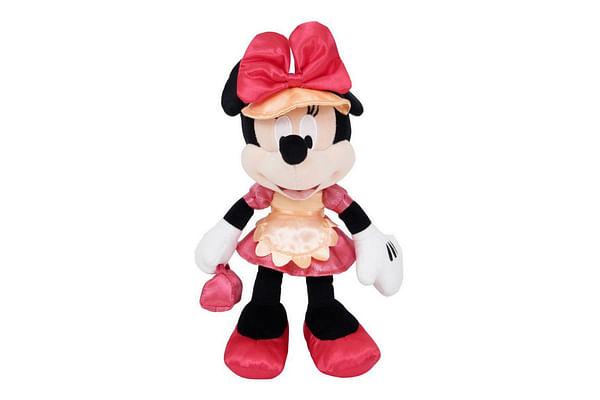 """Disney Minnie In Pet Sitting Dress Plush 10"""""""
