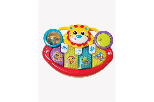 Playgro Lion Activity Kick Toy
