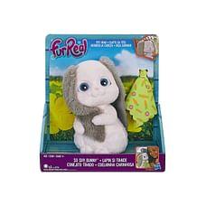 Furreal Friends Fuzz Pets Bunny Plush