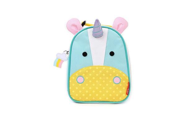 Skip Hop Zoo Insulated Waterproof Lunch Carry Bag -  Unicorn