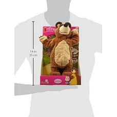 Simba Masha Plush Bear With Music Fun