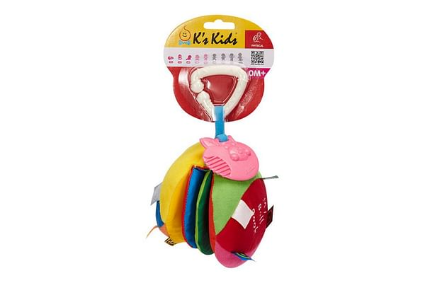 K'S Kids My Soft Ball Book - 6 Pages