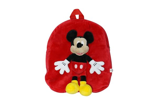 Happiness Unisex Minnie Backpack_Pink_Free Size