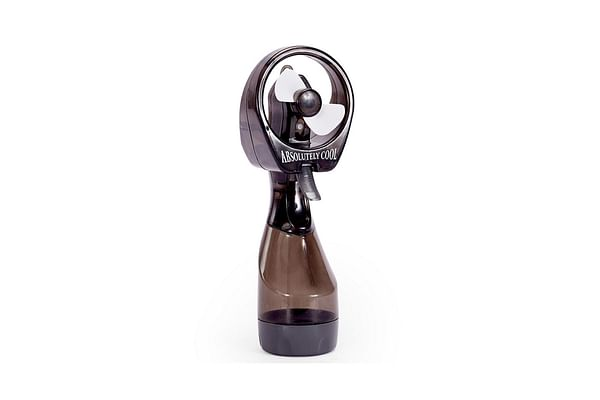 Comdaq Electric Fan - Black