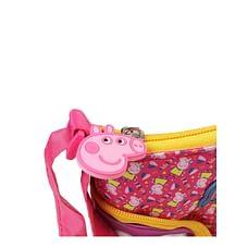Peppa Pig With Zipper Sling Bag
