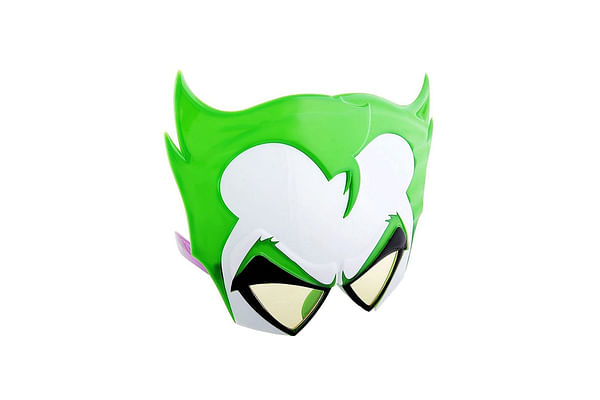 Sunstaches Joker Sunglasses Shades Novelty Character