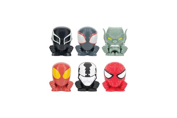 Mashems Spiderman Sinister 6 S1