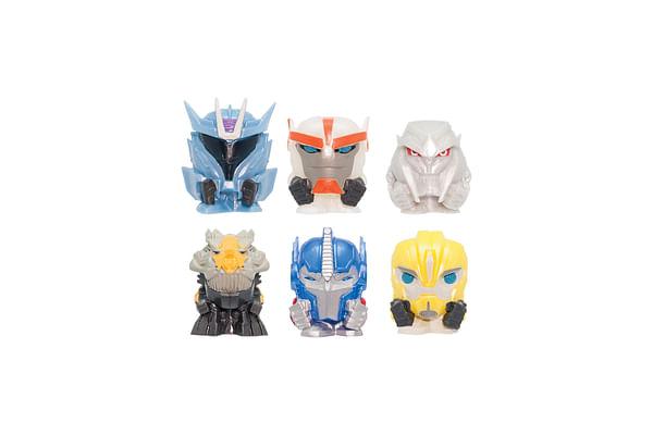 Mashems Transformers S3 Metalic