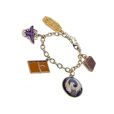 Fantastic Beasts : Multi Charm Bracelet