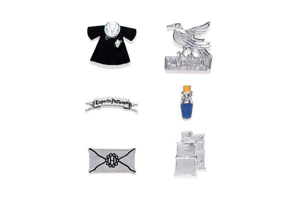 Harry Potter : Ravenclaw Potion Pin Set