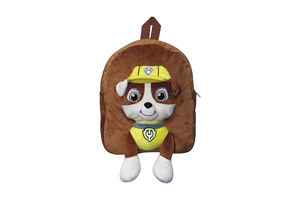 Paw Patrol Toy On Bag  Rubble