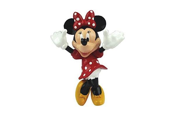 Disney Mickey Mouse Clubhouse Pluto Figurine, Multi Color