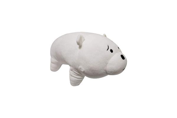 We Bare Bear Ice Bear Plush 40 Cm