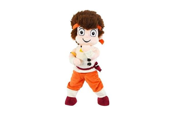 Chhota Bheem Kung Fu Bheem Action Plush Toy - 35Cm