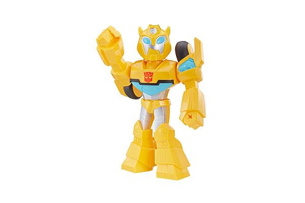 Transformers Rescue Bots Academy: Mega Bumblebee