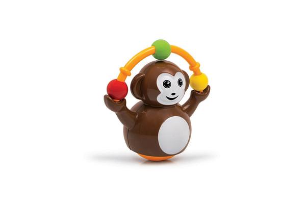 Push N Crawl Monkey