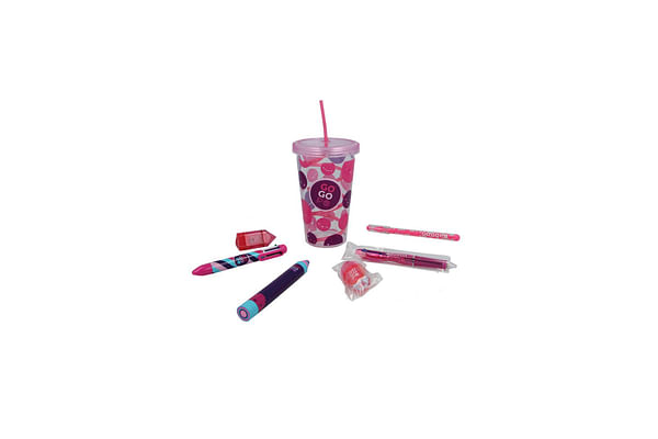 Gogopo Pink Milk Shake Bundle