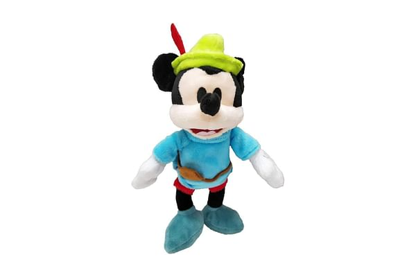 Disney Brave Little Tailor Mickey Plush 15 Cm