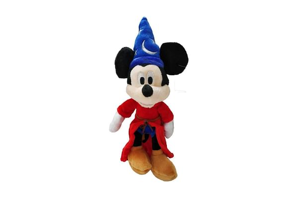 Disney Sorcerer'S Apprentice Mickey Plush 15 Cm