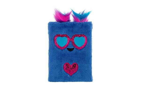 Mirada Blue Owl Plush