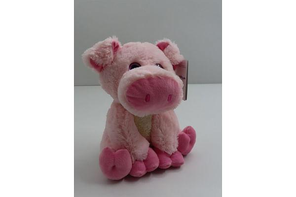 Sitting Pig - 25Cm