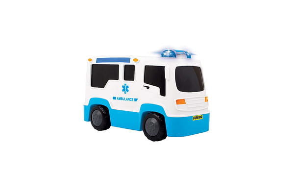 Giggles Rescue Ambulance