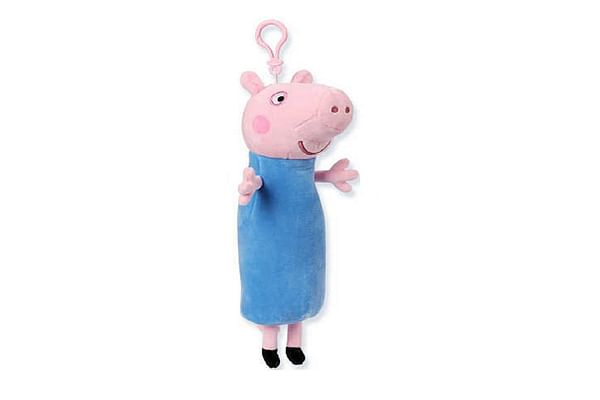 Peppa Pig George Pig Plush Pen Pouch 30 Cm
