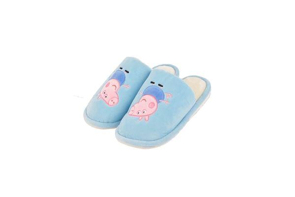 Peppa Pig George Pig Plush Slipper 19 Cm