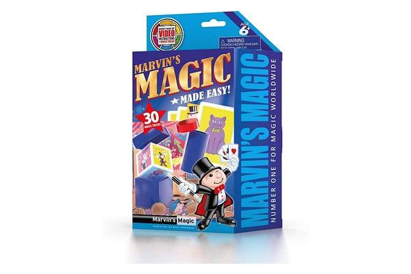 Marvin'S Magic Made Easy 30 Tricks Set 1