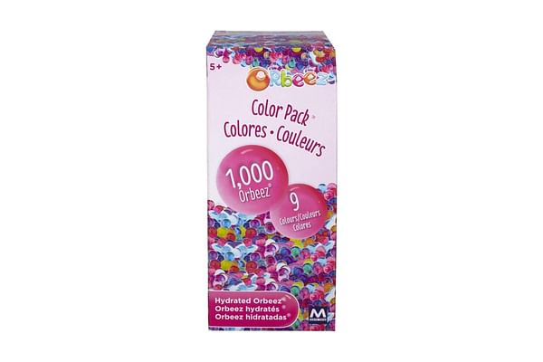 Orbeez Color Pack Hydrated