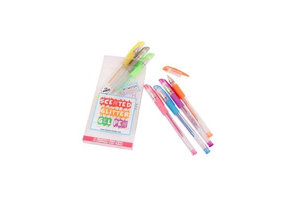 Hamster London Glitter Pen Set