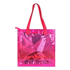 Hamster London Classic Tote Bag Pink