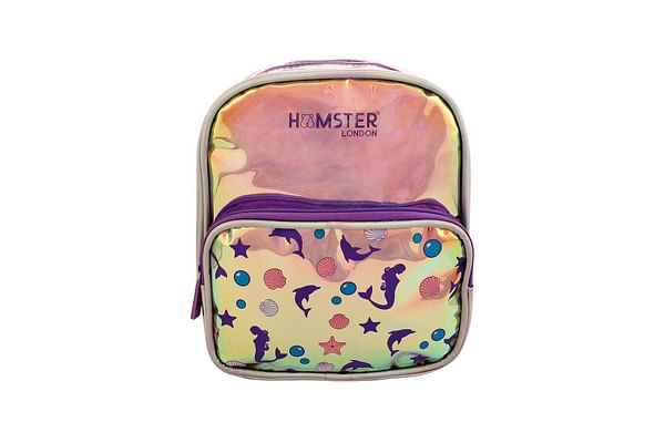 Hamster London Small Backpack Mermaid