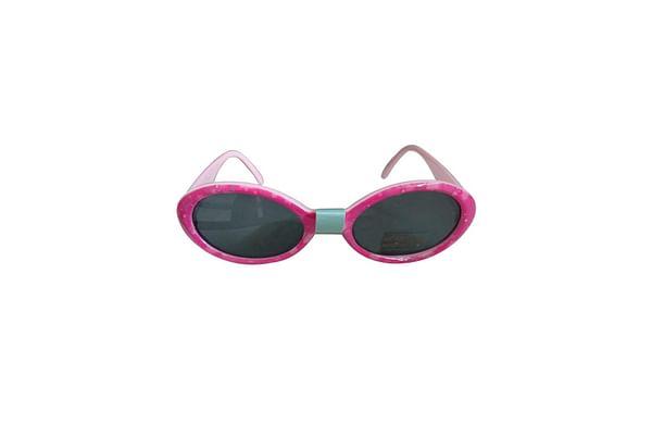 Dora Oval Shape Sunglasses - Light Pink
