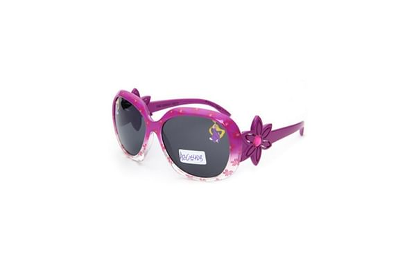 Disney Princess Rapunzel Flower Purple Wayfarer Sunglasses