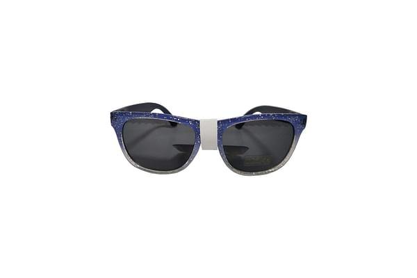 Frozen Glitter Wayfarer Sunglasses