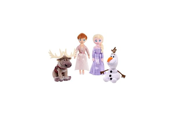 Disney Frozen 2 Small Plush Figure